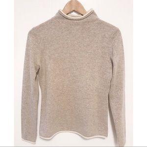 NWOT Sundance 100% cashmere turtleneck sweater